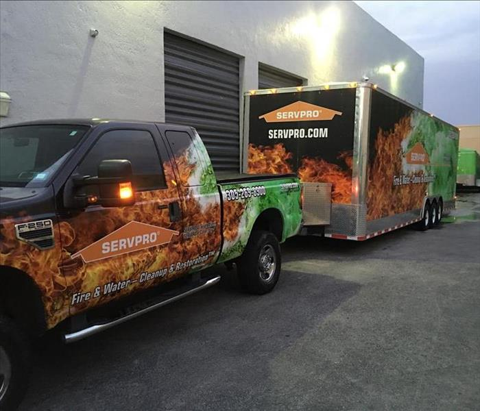 SERVPRO of Cutler Bay Helps Houston