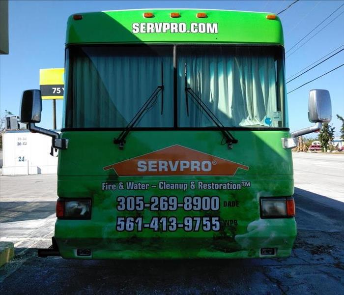 The Florida Keys Hit by Hurricane Irma Get SERVPRO Help