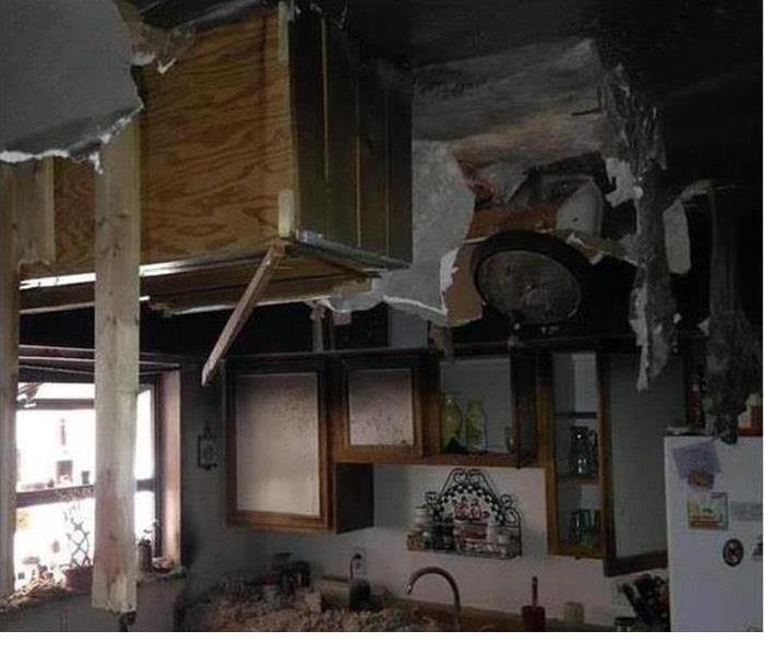 Fire Damage Our Certified Professionals Are Ready 24/7 To Restore Your Cutler Bay Home